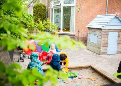Groen Kinderdagverblijf Amstelveen