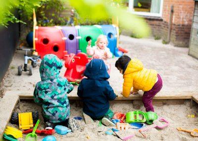 Jillz Kinderdagverblijf met gezellige tuin in Amstelveen