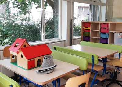 Jillz Kinderdagverblijf Amstelveen - Locatie Benderslaan Het Palet