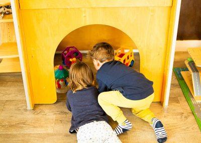 Samen spelen bij Jillz Kinderdagverblijf Amstelveen